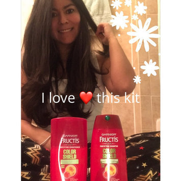 Photo of Garnier Fructis Color Shield Complete Defense Shampoo and Conditioner uploaded by Natalia G.