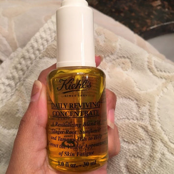 Photo of Kiehl's Daily Reviving Concentrate uploaded by breann b.