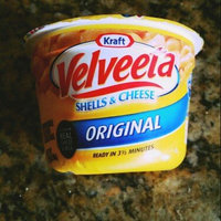 Velveeta Shells & Cheese Pasta 2.39 oz uploaded by Tim C.