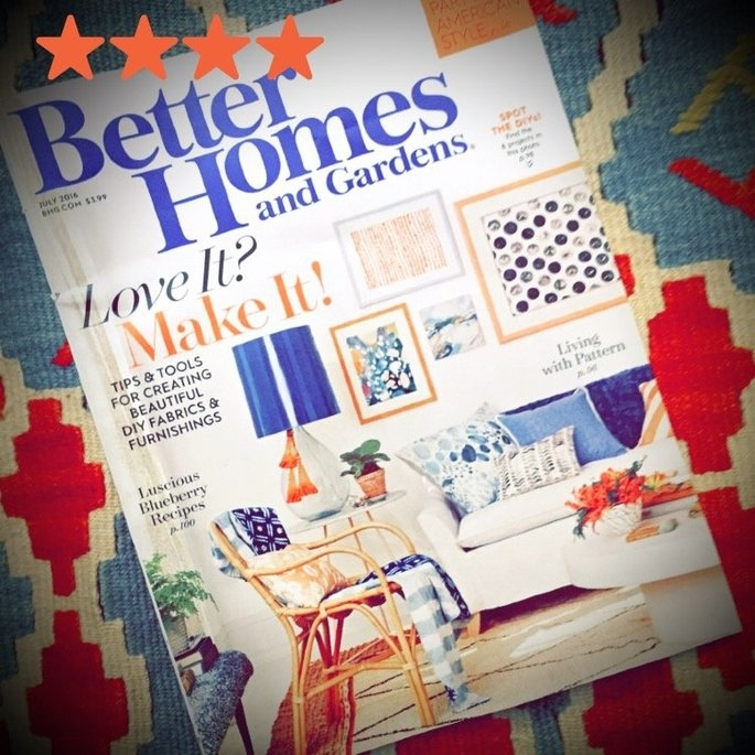 Better Homes and Gardens  uploaded by Veronica M.