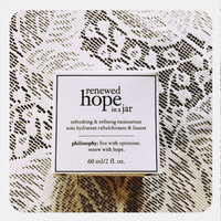 philosophy renewed hope in a jar refreshing & refining moisturizer uploaded by Cassi S.