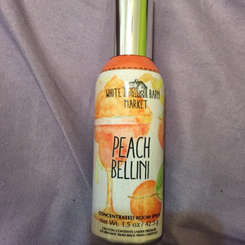 White Barn Peach Bellini Scented Candle uploaded by Breona J.
