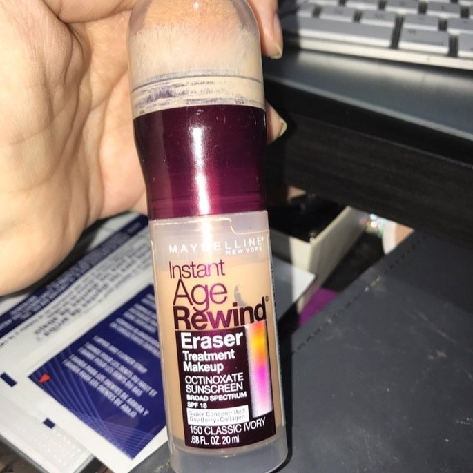 Maybelline New York Instant Age Rewind Eraser Treatment Makeup uploaded by Alina P.