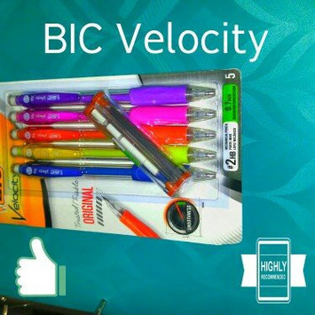 Photo of BIC BIC Velocity 4ct 0.7MM Mechanical Pencil uploaded by Jessica B.