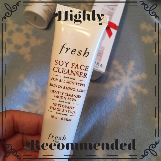 Fresh Soy Face Cleanser uploaded by Wendy C.