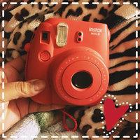 Fujifilm Instax Mini 8 Camera, 1/60 sec Shutter Speed, 62x46mm Picture Size, Raspberry uploaded by Drew C.