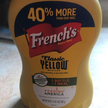 Photo of French's Classic Yellow Mustard uploaded by Jennifer B.