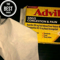 Advil® Sinus Congestion & Pain uploaded by Holly I.