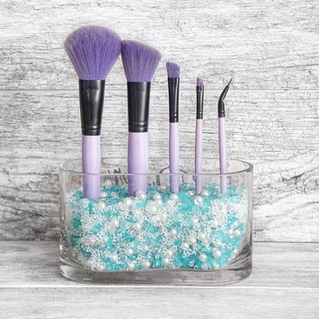 Coastal Scents Brush Affair Vanity Collection in Orchid uploaded by Stephanie S.