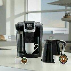 Keurig - 2.0 K550 4-cup Coffeemaker - Black/dark Gray uploaded by ashlyn e.