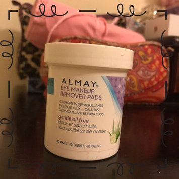 Almay Oil Free Gentle Eye Makeup Remover Pads uploaded by Natalia V.