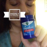 Vicks VapoRub Topical Ointment uploaded by Shelby K.