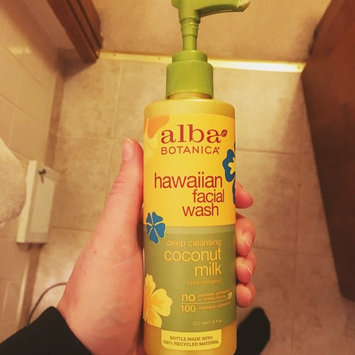 Alba Botanica Natural Hawaiian Facial Wash Coconut Milk uploaded by Jamie G.