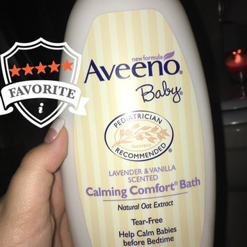 Aveeno Baby Calming Comfort Bath uploaded by Alexis M.