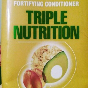 Photo of Garnier Fructis Triple Nutrition Conditioner uploaded by Maranda R.