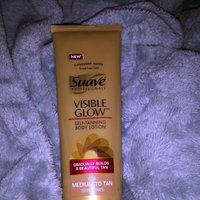 Suave Visible Glow Lotions - Medium to Tan uploaded by Rachii B.