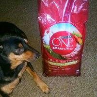 Purina One Purina ONEA SMARTBLENDA True Instinct Adult Dog Food uploaded by Katie V.