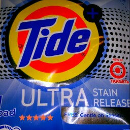 Tide Free & Gentle Liquid Laundry Detergent uploaded by Sarah  W.