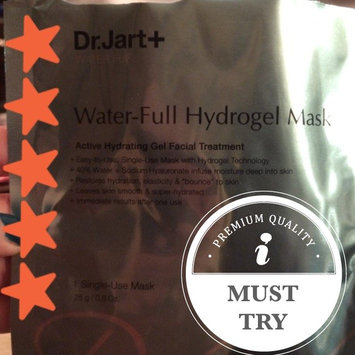 Photo of Dr. Jart+ Water Fuse Water-Full Hydrogel Mask uploaded by Virginia B.