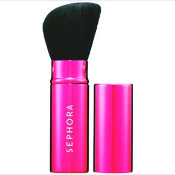 Photo of SEPHORA COLLECTION Retractable Brushes Pink Blush Brush uploaded by Salena F.