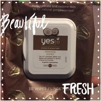 Yes To Coconut Cleansing Wipes uploaded by Eriel M.