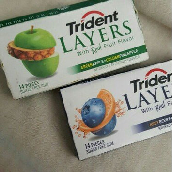Photo of Trident Layers® Green Apple + Golden Pineapple uploaded by Faith M.