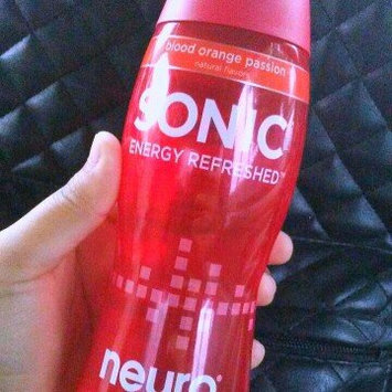 Photo of Neuro Sonic Energy Refreshed Blood Orange Passion uploaded by Naomi R.