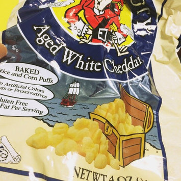 Photo of Pirate's Booty® Aged White Cheddar Rice and Corn Puffs uploaded by Shishandra D.