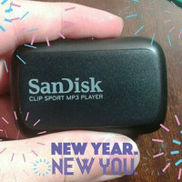 SanDisk Sansa Clip Sport 8GB MP3 Player (Blue) uploaded by George P.