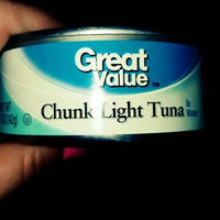 Great Value Light Tuna Chunk In Water, 5 oz uploaded by Millissa K.