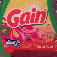 Gain Liquid Laundry Detergent, Island Fresh Scent, 25 Loads 40 Fl Oz uploaded by Trisha K.