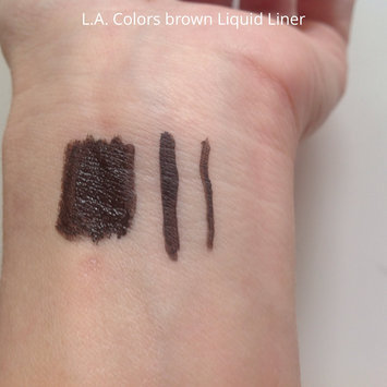 L.A. Colors Grafix Eyeliner uploaded by Amber M.