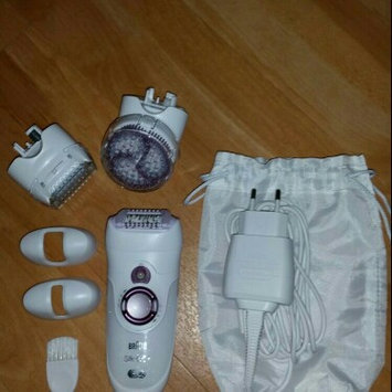 Photo of Braun Silk-epil SkinSpa Epilation & Sonic Exfoliation System uploaded by Jhoanmary A.