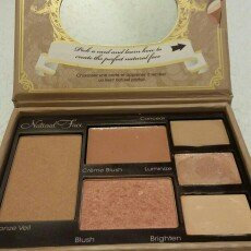 Photo of Too Faced Natural Face Natural Radiance Face Palette uploaded by Martha M.