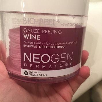 Neogen Bio-Peel Gauze Peeling Wine uploaded by Gwen Q.