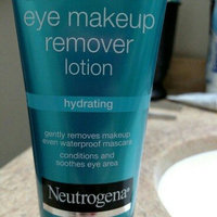 Neutrogena Hydrating Eye Makeup Remover Lotion uploaded by Jodi G.
