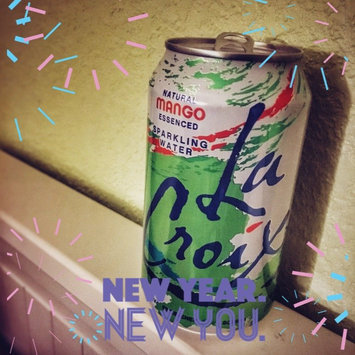 Photo of La Croix Sparkling Water Mango uploaded by Joanne S.