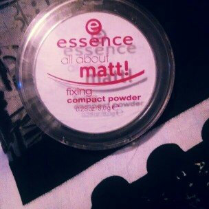 Essence All About Matt! Fixing Compact Powder uploaded by Taylor C.