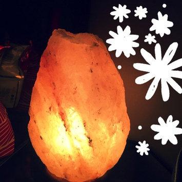 WBM # 1004 Natural Air Purifying Himalayan Salt Lamp With Neem Wood uploaded by Jordan M.