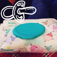 Pampers Stages Sensitive Wipes uploaded by Kimberly Ann M.