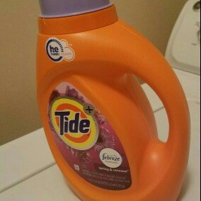 Photo of Tide Plus Febreze Freshness Liquid Laundry Detergent uploaded by Sarah G.
