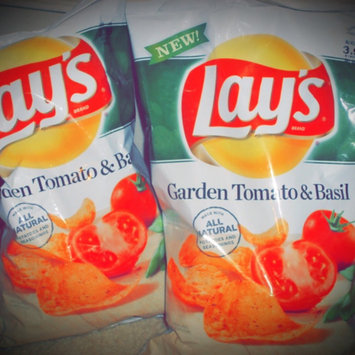 Photo of LAY'S® Garden Tomato & Basil Flavored Potato Chips uploaded by lois c.