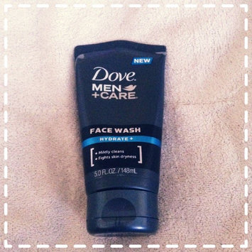 Photo of Dove Men+Care Hydrate+ Face Wash uploaded by Olivia A.