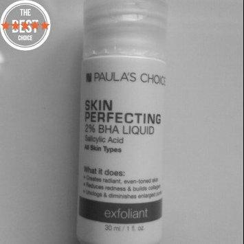 Paula's Choice Skin Perfecting 2% BHA Liquid uploaded by Stacy C.