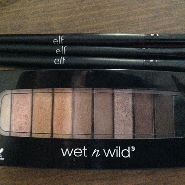 Wet n Wild Studio Eyeshadow Palette uploaded by Katie F.