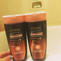 L'Oréal® Paris Advanced Haircare Smooth Intense Ultimate Straight Shampoo Family Size 25.4 fl oz. Bottle uploaded by Doma H.