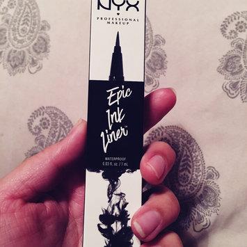 NYX Cosmetics Felt Tip Liner uploaded by Jasmine R.