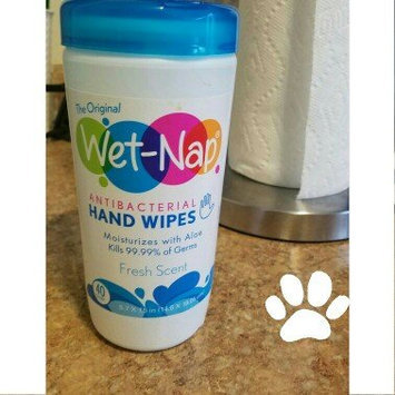 Photo of Wet-Nap Fresh Scent Antibacterial Hand Wipes, 40 sheets uploaded by Danielle J.