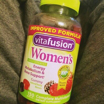MISC BRANDS Vitafusion Women's Gummy Vitamins Complete MultiVitamin Formula uploaded by Brooke H.