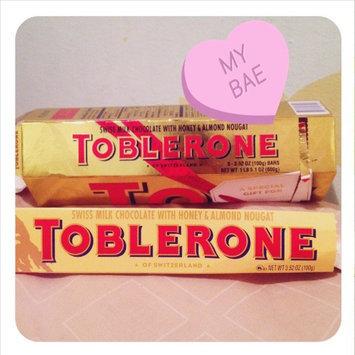 Toblerone Swiss Milk Chocolate uploaded by Sara O.